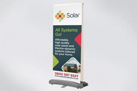 Picture for category Outdoor Banner Stands